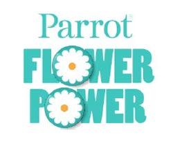 varios_logo_parrot_flower-power