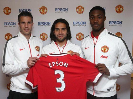 Epson y Manchester United renuevan su acuerdo mundial de patrocinio