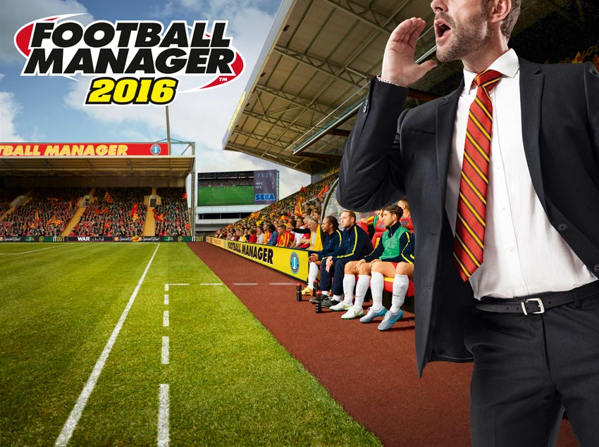 SEGA Europe y Sports Interactive anuncian Football Manager 2016 ...