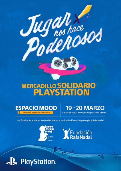 playstation_mercadillosolidario